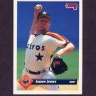 1993 Donruss Baseball #324 Jimmy Jones - Houston Astros