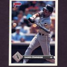 1993 Donruss Baseball #301 Lance Johnson - Chicago White Sox