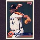 1993 Donruss Baseball #296 Doug Jones - Houston Astros