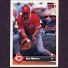 1993 Donruss Baseball #294 Hal Morris - Cincinnati Reds