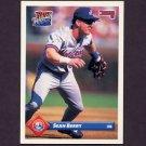 1993 Donruss Baseball #275 Sean Berry - Montreal Expos