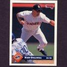 1993 Donruss Baseball #258 Kurt Stillwell - San Diego Padres
