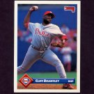 1993 Donruss Baseball #250 Cliff Brantley - Philadelphia Phillies