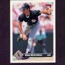 1993 Donruss Baseball #227 Kirk McCaskill - Chicago White Sox
