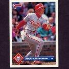 1993 Donruss Baseball #224 Mickey Morandini - Philadelphia Phillies
