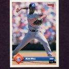 1993 Donruss Baseball #220 Ken Hill - Montreal Expos