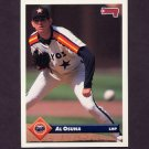 1993 Donruss Baseball #216 Al Osuna - Houston Astros