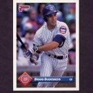 1993 Donruss Baseball #212 Doug Dascenzo - Chicago Cubs