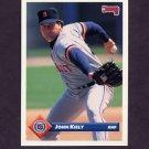 1993 Donruss Baseball #203 John Kiely - Detroit Tigers