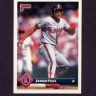 1993 Donruss Baseball #197 Junior Felix - California Angels