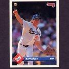 1993 Donruss Baseball #194 Kip Gross - Los Angeles Dodgers