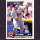 1993 Donruss Baseball #179 Jeff Reboulet - Minnesota Twins