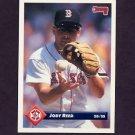 1993 Donruss Baseball #165 Jody Reed - Boston Red Sox