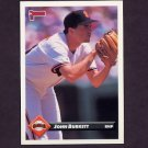 1993 Donruss Baseball #156 John Burkett - San Francisco Giants