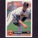 1993 Donruss Baseball #128 Dave Burba - San Francisco Giants