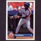 1993 Donruss Baseball #116 Pat Howell - New York Mets
