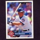 1993 Donruss Baseball #104 Steve Buechele - Chicago Cubs
