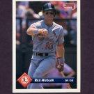 1993 Donruss Baseball #096 Rex Hudler - St. Louis Cardinals