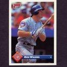 1993 Donruss Baseball #028 Rick Wilkins - Chicago Cubs