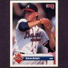 1993 Donruss Baseball #026 Steve Avery - Atlanta Braves