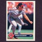 1993 Donruss Baseball #009 Derek Lilliquist - Cleveland Indians