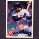 1993 Donruss Baseball #003 Phil Plantier - Boston Red Sox