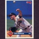 1993 Donruss Baseball #002 Kent Mercker - Atlanta Braves