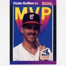 1989 Donruss Baseball Bonus MVP's #BC23 Ozzie Guillen - Chicago White Sox