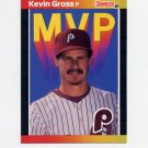 1989 Donruss Baseball Bonus MVP's #BC12 Kevin Gross - Philadelphia Phillies