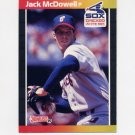1989 Donruss Baseball #531 Jack McDowell - Chicago White Sox