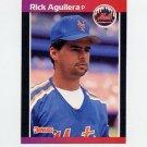 1989 Donruss Baseball #526 Rick Aguilera - New York Mets