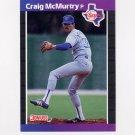 1989 Donruss Baseball #520 Craig McMurtry - Texas Rangers