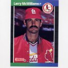 1989 Donruss Baseball #516 Larry McWilliams - St. Louis Cardinals