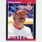 1989 Donruss Baseball #438 Doug Jones - Cleveland Indians
