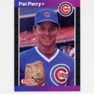 1989 Donruss Baseball #404 Pat Perry - Chicago Cubs