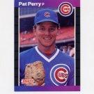 1989 Donruss Baseball #404 Pat Perry - Chicago Cubs