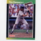 1989 Donruss Baseball #364 Tim Flannery - San Diego Padres
