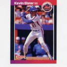 1989 Donruss Baseball #289 Kevin Elster - New York Mets