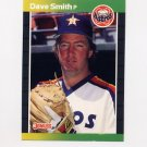 1989 Donruss Baseball #272 Dave Smith - Houston Astros
