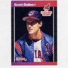 1989 Donruss Baseball #202 Scott Bailes - Cleveland Indians