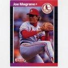 1989 Donruss Baseball #201 Joe Magrane - St. Louis Cardinals