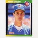 1989 Donruss Baseball #157 Jamie Moyer - Chicago Cubs