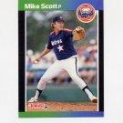 1989 Donruss Baseball #069 Mike Scott - Houston Astros