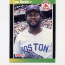 1989 Donruss Baseball #066 Lee Smith - Boston Red Sox