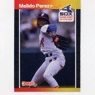 1989 Donruss Baseball #058 Melido Perez - Chicago White Sox