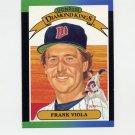 1989 Donruss Baseball #023 Frank Viola Diamond Kings - Minnesota Twins