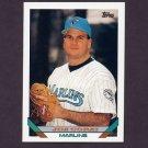 1993 Topps Baseball #753 Jim Corsi - Florida Marlins