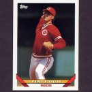 1993 Topps Baseball #702 Tim Pugh RC - Cincinnati Reds