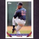 1993 Topps Baseball #684 Pat Mahomes - Minnesota Twins