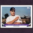 1993 Topps Baseball #676 Rudy Seanez - Colorado Rockies